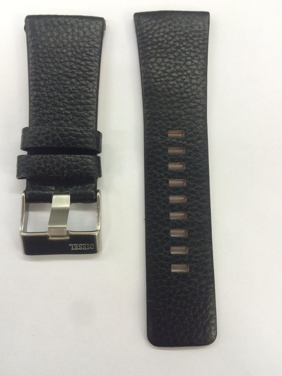 b6d55765cea pulseira para relogio diesel 26mm(preta). Carregando zoom.