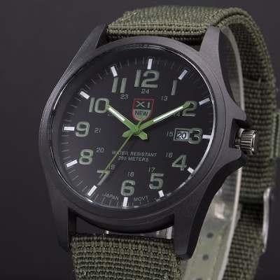 020ae2acd28 Pulseira Para Relógio Masculino Militar - R  19
