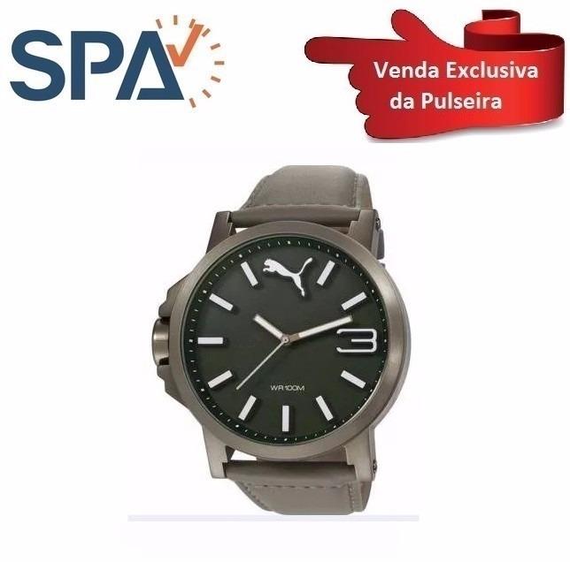 fa8e692b4c9 Pulseira Para Relógio Puma Ultrasize Pu103461004 - R  169