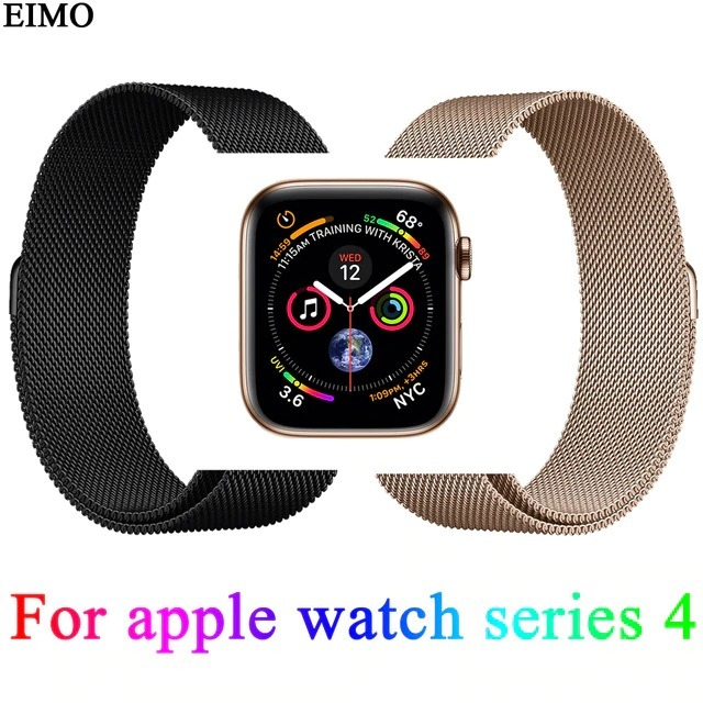 0ddd3ca2ff4 Pulseira Para Relógios Apple Watch 4 E Similares 38mm E 42mm - R ...