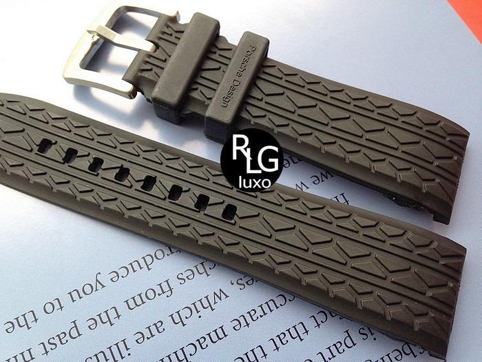 afe04ecdcf6 Pulseira Para Relógios Porsche Design - Oferta!!!! - R  89