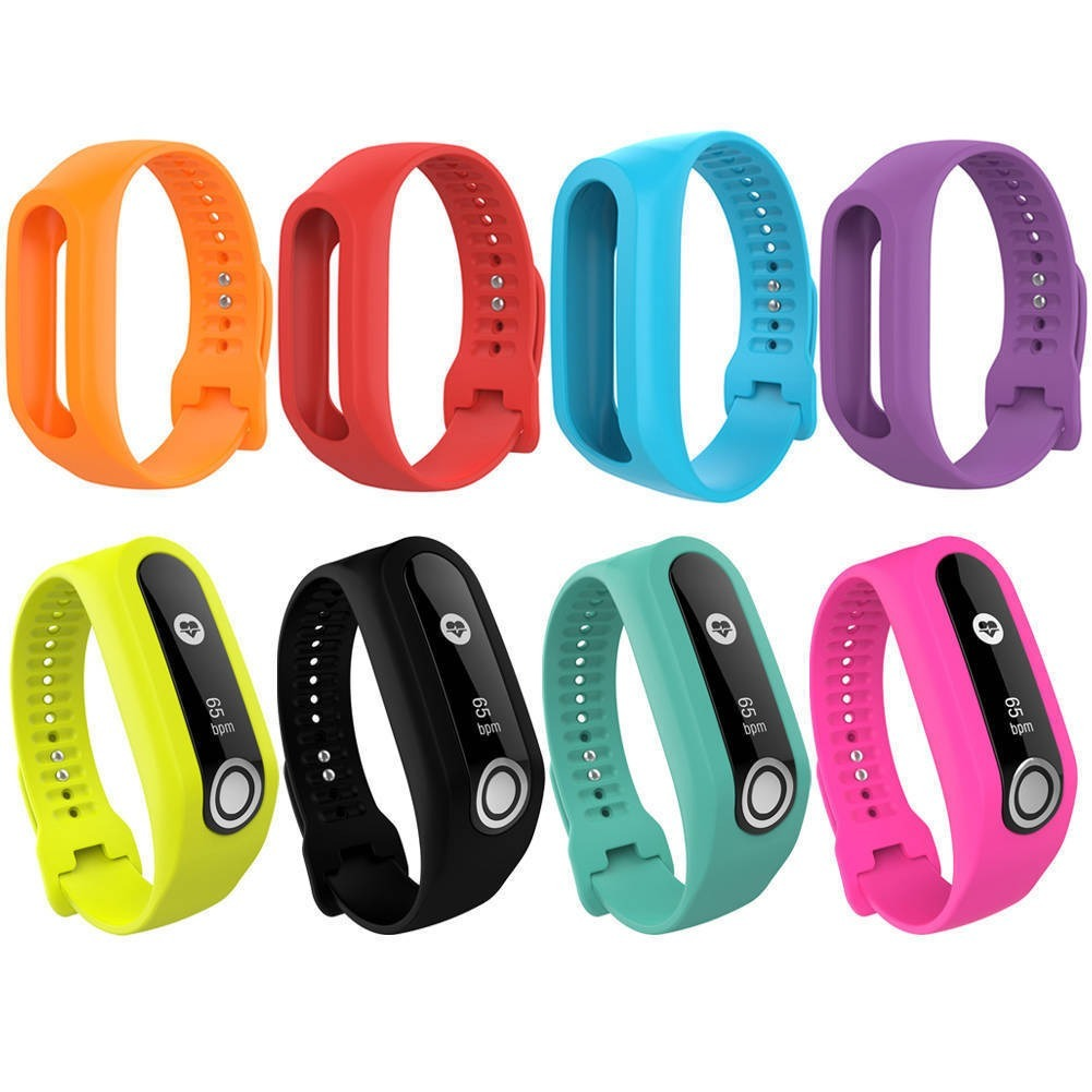 e40b22d48ea Pulseira Para Tomtom Touch Fitness Tracker