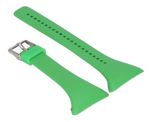 pulseira polar ft7 e ft4 verde +bateria melhor preço