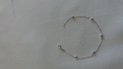 pulseira prata 925 garantia ilimitada no material   amabile