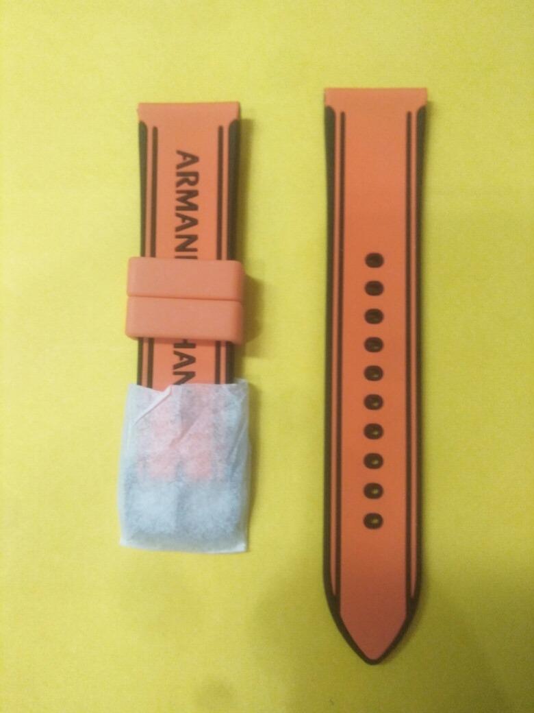 396cf73fc8c pulseira relógio armani exchange axt1003 original. Carregando zoom.