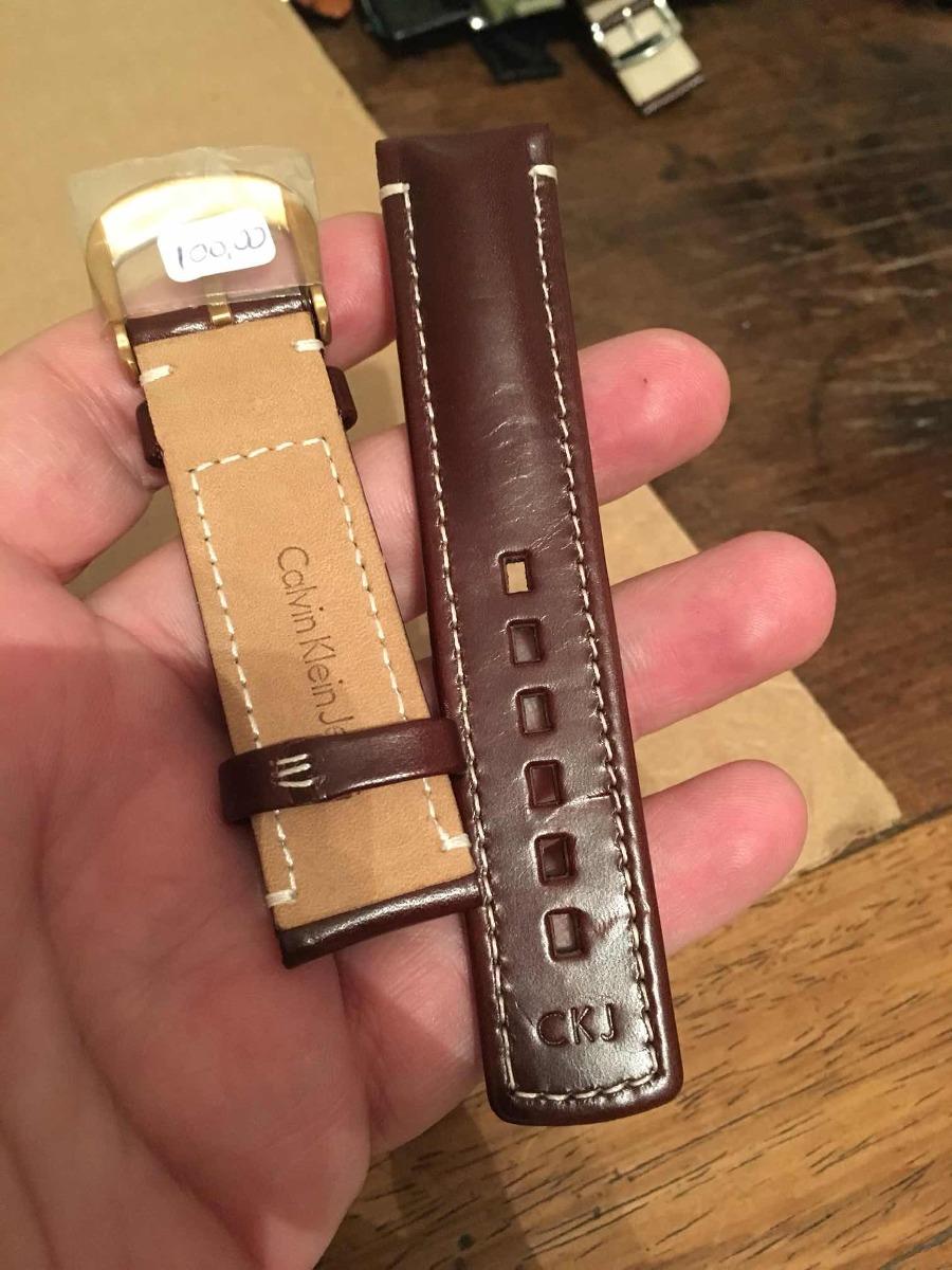 9301d8ca199ad Pulseira Relogio Calvin Klein (valor Unitario) - R  100,00 em ...