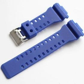 Pulseira Relógio Casio G-shock Ga100 Ga-110 Ga-300 Azul
