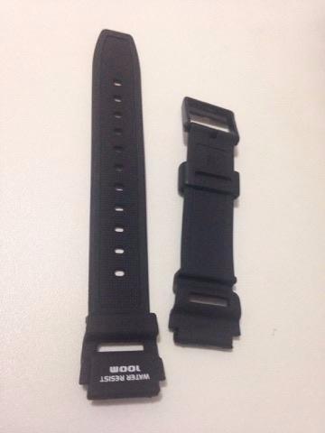 ce370e45364 Pulseira Relógio Casio Sgw-300 Aqw-100 Sgw-400 Frete Grátis - R  25 ...