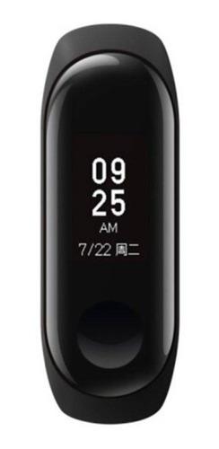 pulseira relógio inteligente xiaomi band 3 monitor cardiaco
