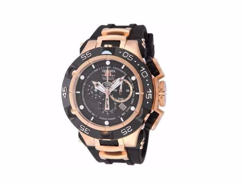 cd57742ec19 pulseira relógio invicta subaqua noma 5 v 15926 15926 18174. Carregando  zoom.