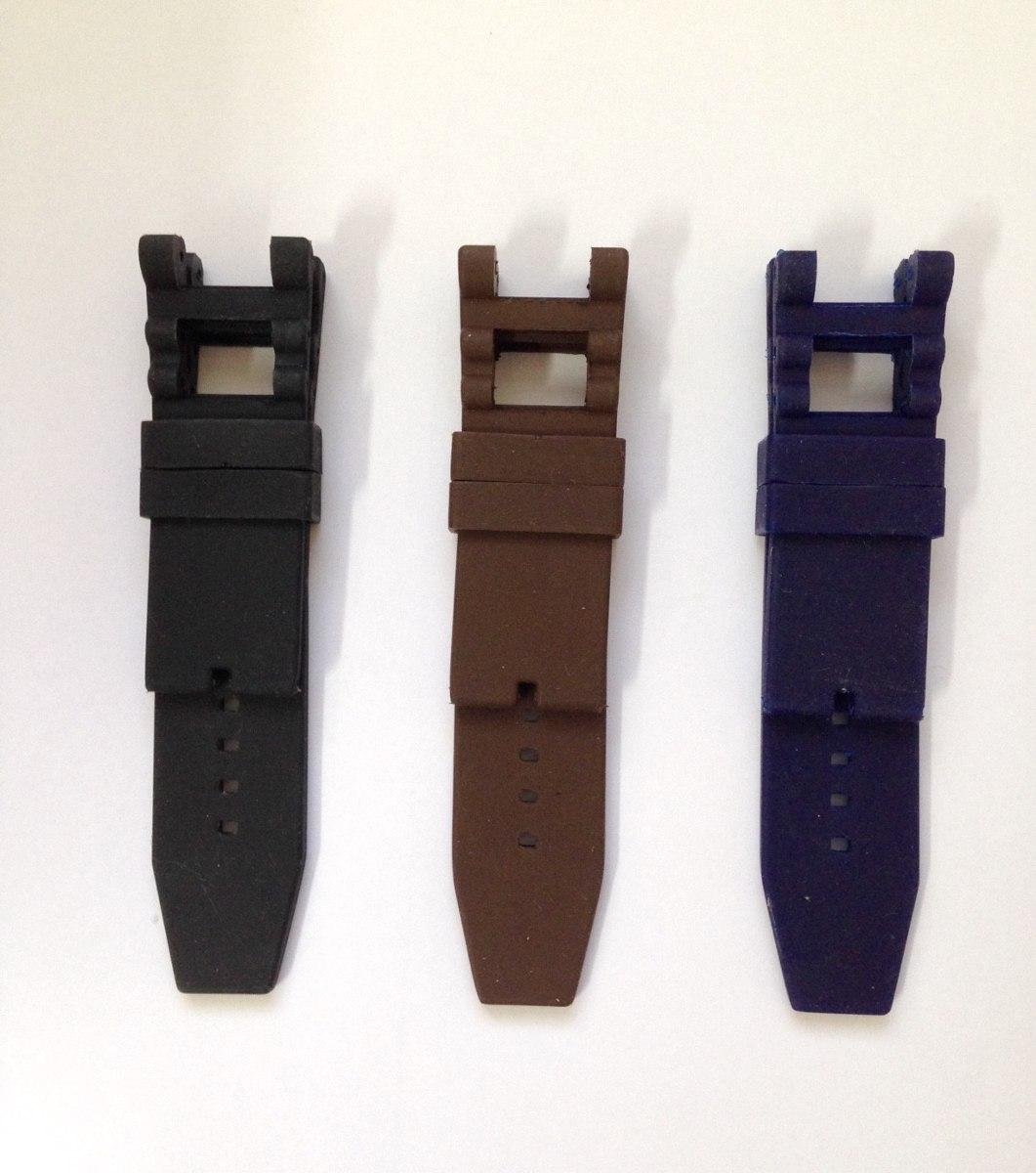 aacc74532e5 pulseira relógio invicta subaqua noma iii - nova - silicone. Carregando  zoom.