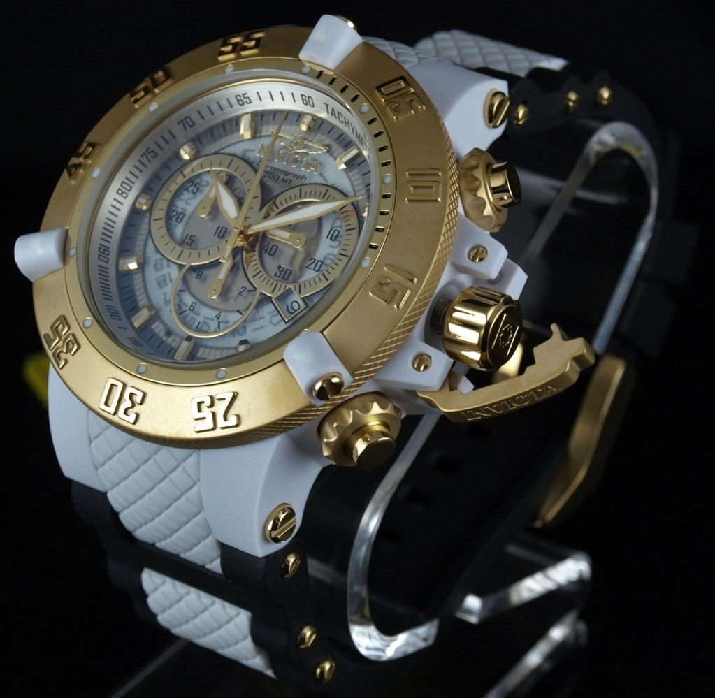 be7665df280 pulseira relógio invicta subaqua noma iii + squeeze invicta. Carregando zoom .