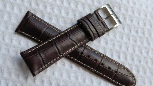 pulseira relogio nautica 22mm frete grátis leia descrição