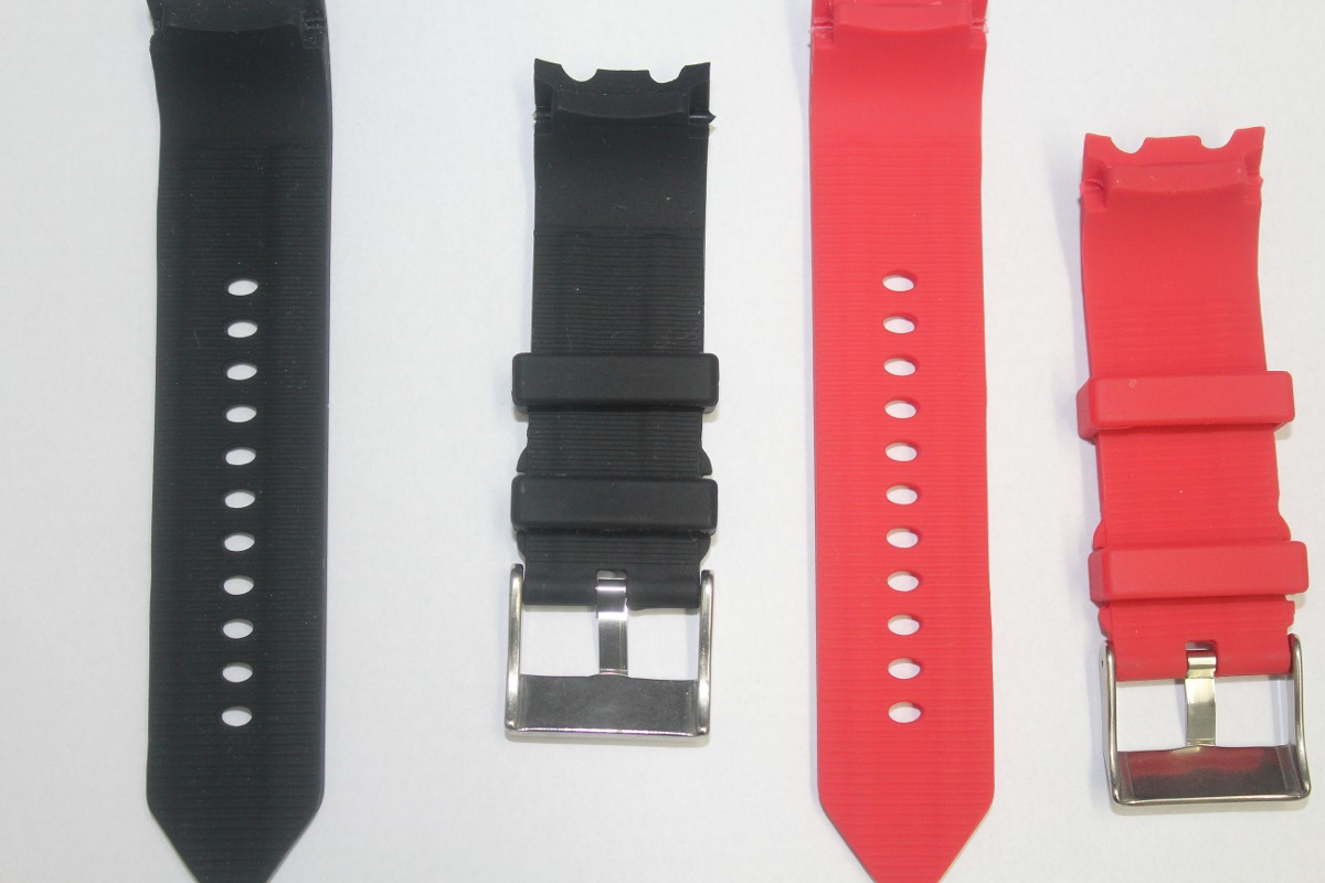 d08147c3c6a pulseira relógio náutica 24mm - diversas cores. Carregando zoom.