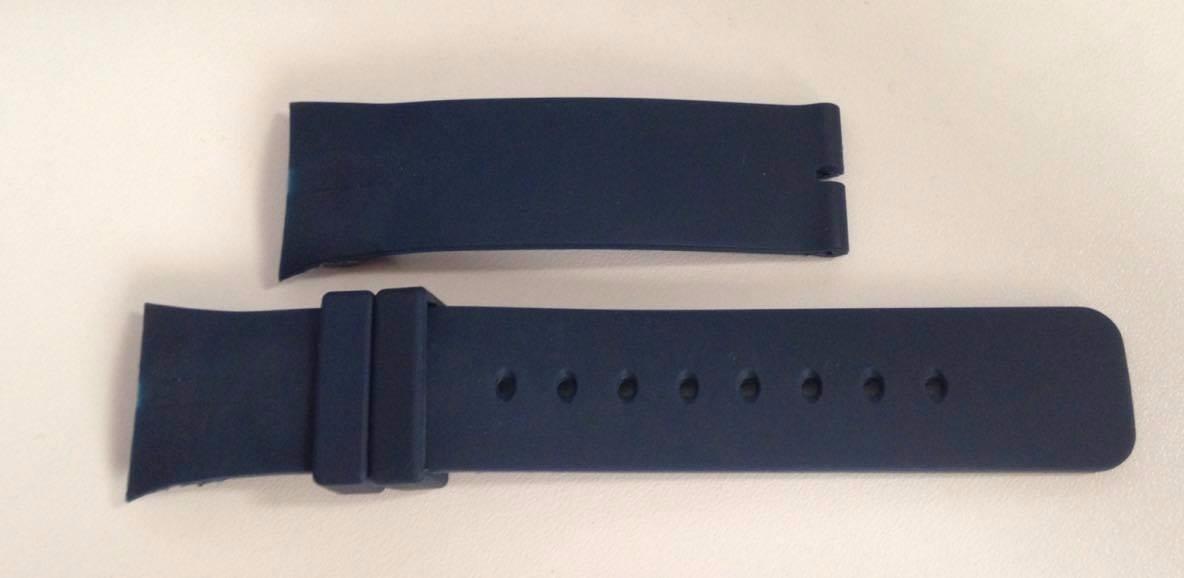 653ced4bbbf Pulseira Relógio Nautica 28mm Azul N13530g N14665g A34001 - R  64
