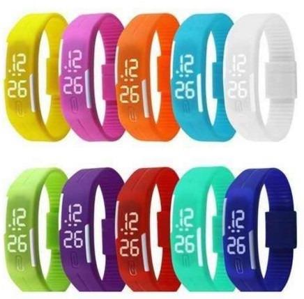 pulseira relógio nike - promoção 20 un