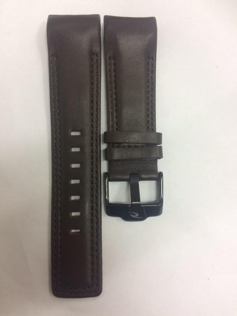 d7951c9689a pulseira relógio rip curl couro curva 24 mm. Carregando zoom.