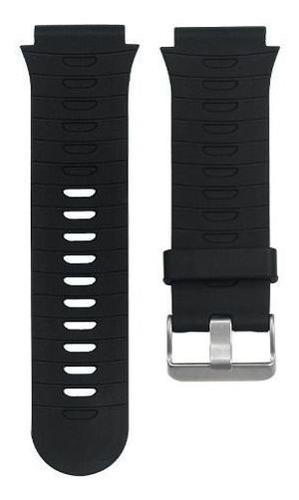 pulseira relógio silicone 24mm 920xt garmin + pinos e chaves