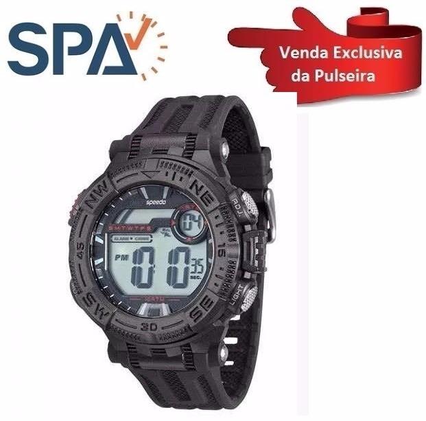 dae093fc7e2 Pulseira Relógio Speedo 65063g0evnp1 100%original - R  59