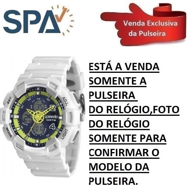 1eb21c1ea32 Pulseira Relógio Speedo 65075g0evnp7 100%original - R  89