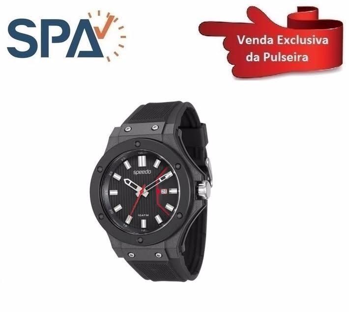 d3f81abe2f9 Pulseira Relógio Speedo 65084g0evnp2 100%original - R  120