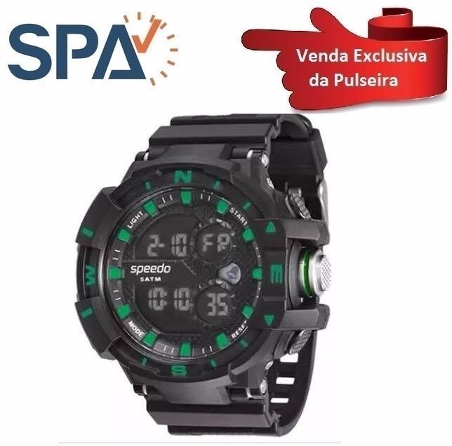 caf92c5b1aa Pulseira Relógio Speedo 81093g0egnp1 100%original - R  79