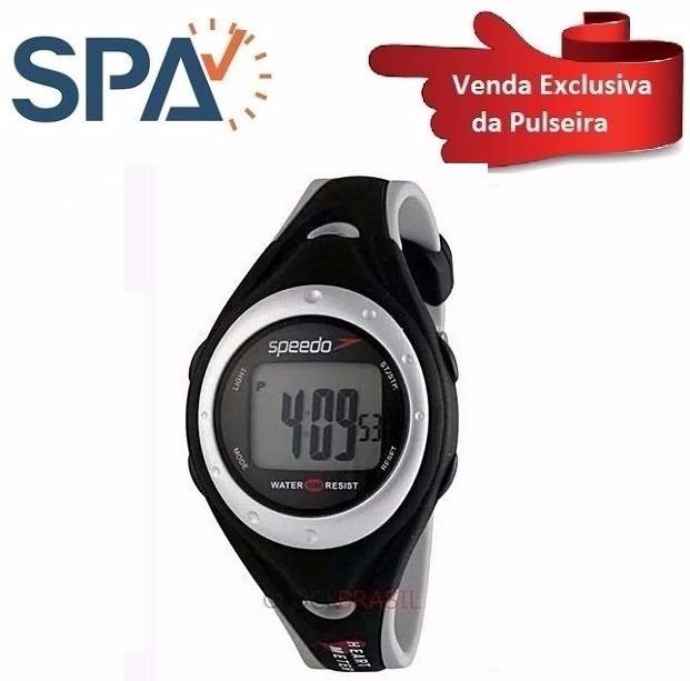 7b5b8471fe3 Pulseira Relógio Speedo Integrada 58001g0emnpp 100%original - R  85 ...