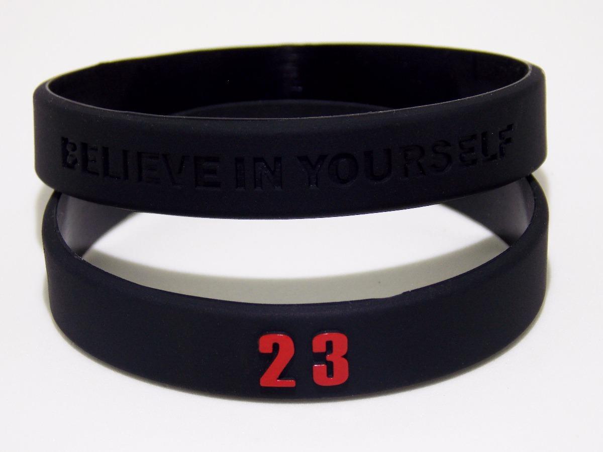 12f91e4311b pulseira silicone lebron james i promise coleção 2 unidades. Carregando zoom .
