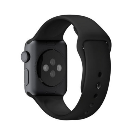 863a8c27c60 Pulseira Silicone Para Apple Watch 42mm Sport Várias Cores - R  50 ...