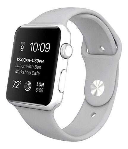 pulseira silicone para apple watch 5 40mm series 5