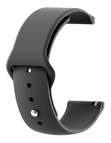 pulseira silicone para samsung galaxy watch 42mm r810