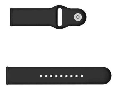 pulseira sport para samsung galaxy watch active 2 40mm 44mm