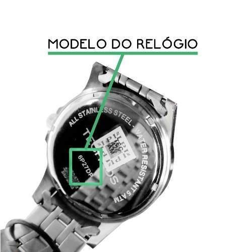 Pulseira Technos Ms08 Mormaii Preta Borracha Original - R  82,00 em ... d3f8365ed3
