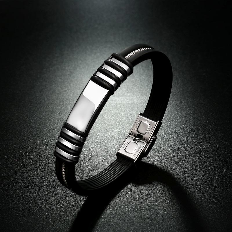cf6070299b7 pulseira terapia magnética 3000 íons equilíbrio de energia. Carregando zoom.
