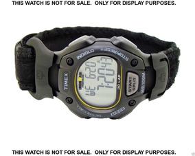 ea0073a33c7e Relogio Timex Flix Ironman Triathlon 100 Laps T66801 - Relógios no ...