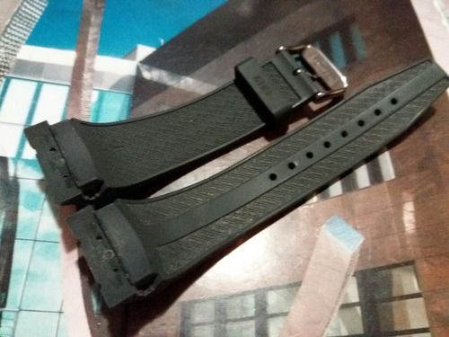 pulseira tommy hilfiger original cinza 1319 - 24mm silicone