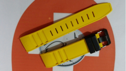 pulseira tommy hilfiger original mod 1495 - 22mm - silicone