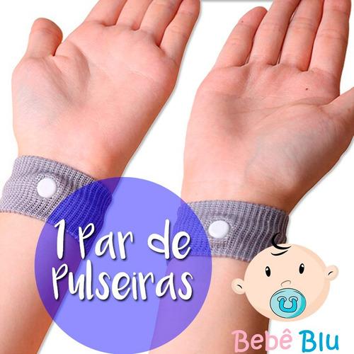 pulseiras anti enjoo náusea free grávida gestante band