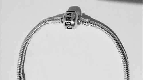 pulseiras berloques charms prata 925 pan