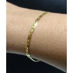 f6a99f6886ee0 Bracelete Ouro 18 Kg 750 - Joias e Relógios no Mercado Livre Brasil