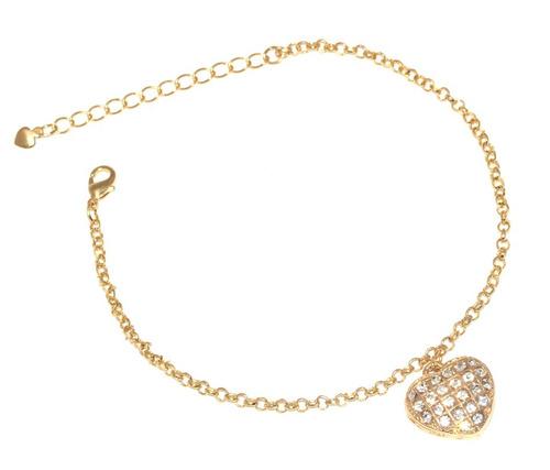 pulseiras folheada ouro