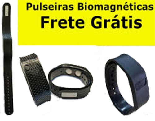 pulseiras magnetico cmn unisex promoção   frete gratis