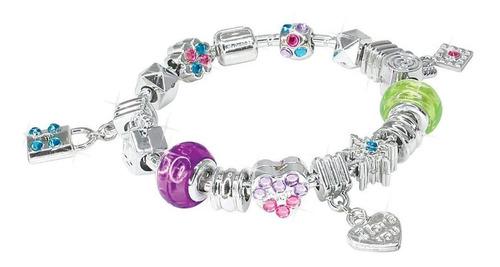 pulseiras my style preciosas life charms multikids - br468