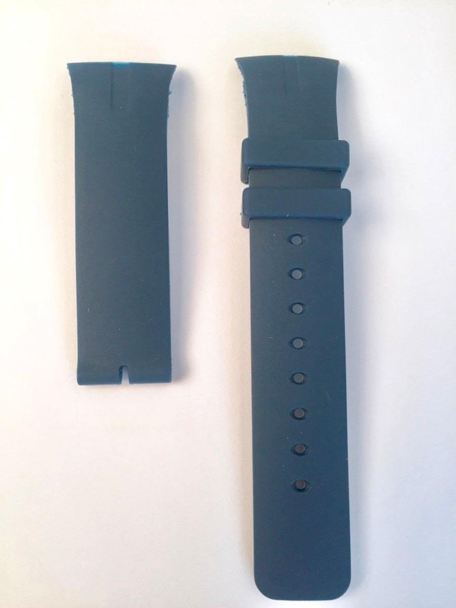 33c2cc201ec pulseiras relogio nautica 28mm - azul. Carregando zoom.