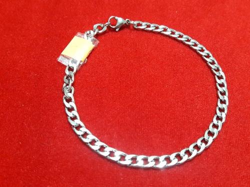 pulsera acero quirurgico p 42 20 cm rincondeluz2008