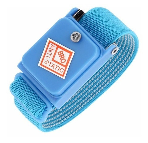 pulsera antiestática inalámbrica protección evita descargas