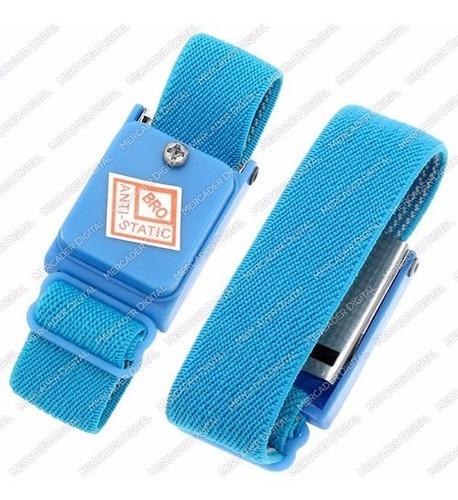 pulsera antiestática protección evita descargas envío gratis
