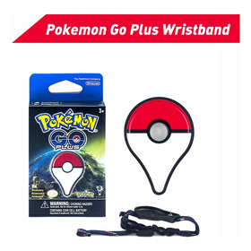 Pulsera Bluetooth Pokemon Go Plus Nintendo