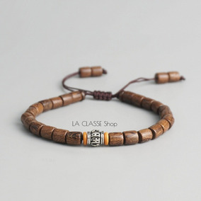 8741b0d1e037 Pulsera Budista Tibetana Mantra Bracelet Envío Gratis