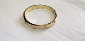 ff2e1d08354b Pulsera Cartier Love Oro (a Tratar)